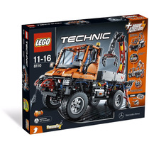 Lego 8110 Unimog U400 Mercedez Benz, Technic, Pneumatic