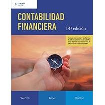 Libro Contabilidad Financiera - Warren - 14 Edicion