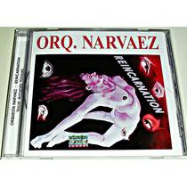 Cd Salsa Orquesta Narvaez / Reincarnation Fania 1996