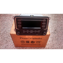 Estéreo Original Jetta A6 Bora Nb Usb Sd Aux.