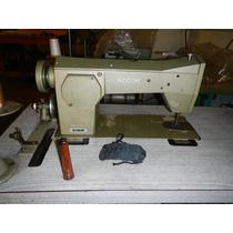 Máquina De Bordado Con 12 Cambios De Discos Mca. Necchi