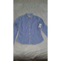 Camisa Hollister Talla Mediana