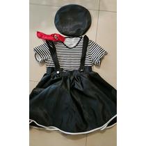 Disfraz De Mimo Para Niña De 8 Años