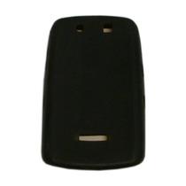 Funda Silicon Negro Blackberry 9500 Storm 1