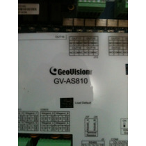 Tarjeta Controladora De Acceso Gv-as810 Geovision