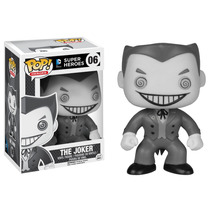Funko Pop Joker Quinn Exclusivo Blanco Y Negro Dc Guason