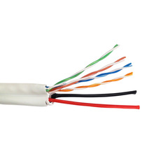 Utp5eccal03 - Cable Utp Blanco Categoria 5e Mas 2 Pares De 1