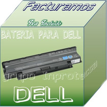 Bateria Laptop Dell Inspiron N3010d-248 Garantia 1 Año