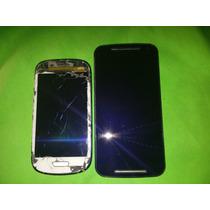 Moto G2y Galaxy S3 Mini
