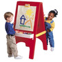 Caballete Doble Infantil Niños Arte Pintar Little Tikes Pm0
