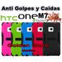 Htc One M7 Funda Trident Original Anti-golpes Caidas