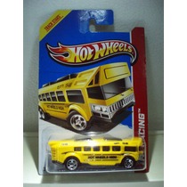Hot Wheels Autobus Escolar Hot Wheels High 120/250 2013