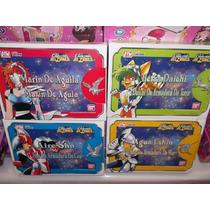 Marin Daichi Sho Y Ushio Caballeros De Acero Vintage Bandai