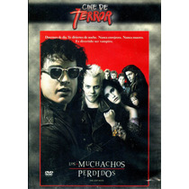Dvd Los Muchachos Perdidos ( The Lost Boys ) 1987 - Joel Sch