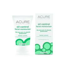Control De Aceite Facial Hidratante: Células Madre Lila + 1%