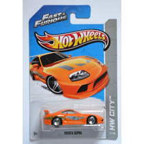 Toyota Supra Rapido Y Furioso Fast & Furious