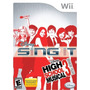 Wii Disney High School Musical 3 Fin De Curso Sing It - Mic