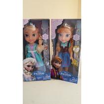 Princesa Elsa O Ana Disney Frozen Toddler Accesorios Y Joyas