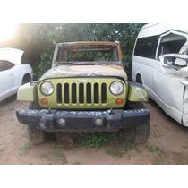 Jeep Wrangler 2007 Venta De Refacciones