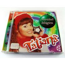 Tatiana / Navidad Magica Cd Raro Como Nuevo Ed 1997 Polygram