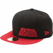Gorra Metal Mulisha Ballistic Blk New Era Talla 7 5/8