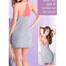 Vicky Form Pijama Camison Elegante Coqueto Mod.4609