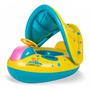 Inflable Para Bebe Niño Con Sombra Para Sol Intex