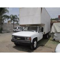 Chevrolet Silverado 3500 2000 Mudanza