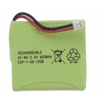 Bateria Pila P Telmex Tel Casa Cuadrada 2.4v