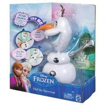 Olaf! Frozen, Muñeco Armable, Caja Maltratada!!