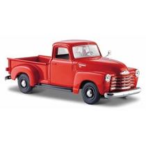 Maisto 1:25 Scale 1950 Chevrolet 3100 Pickup Diecast Truck V