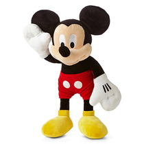 Hermoso Plush Mickey Mouse Original Disney Colection