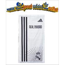Toalla Adidas Real Madrid Super Oferta 60x120 Cm.