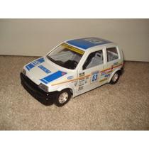 Coche Fiat 500 Colección Metal Escala 1:24