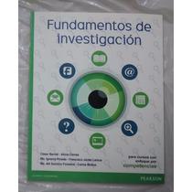 Fundamentos De Investigacion Bernal Pearson + Regalo