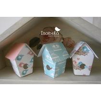 Cajas Cajitas Carton Acetato Mesa De Dulces Bautizo Baby Sho