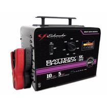 Cargador Baterias Multiple Automotriz Schumacher 12v 24v 36v