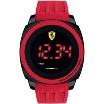 Reloj Touch Ferrari