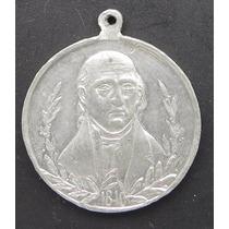 Medalla México Centenario Independencia 1910 Miguel Hidalgo