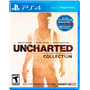 Uncharted: The Nathan Drake Collection Para Ps4, Start Games