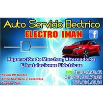Auto Servicio Electrico Electro-iman