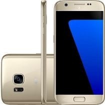 Celular S7 Flat Dual Sim 4g Android 6.0 Quad Core 2gb Ram Fm