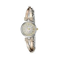 Reloj Anne Klein 10/9479mptr Dorado