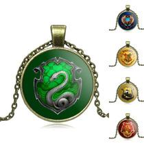 Collar Harry Potter Ravenclaw Slytherin Gryffindor Hogwarts