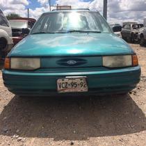 94 Ford Escort Vagoneta Cofre