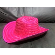 Paquete 10 Sombrero Colores Texano Verde Fiesta Evento