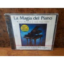 Michel Delanoe Y Jean Paul Tofel. La Magia Del Piano. Cd.