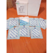 Membranas De Nitrocelulosa 0.45 Um 47 Mm Diametro Cuadricula