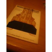 Industrial World En Español, Agosto De 1961 Sexta Revista