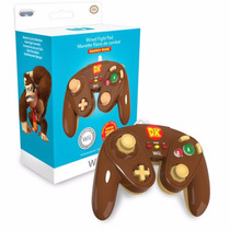 .: Control Fight Pad Donkey Kong :. Para Wiiu En Start Games